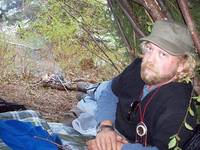 Brad Adrian a member of the Bare Wilderness Team